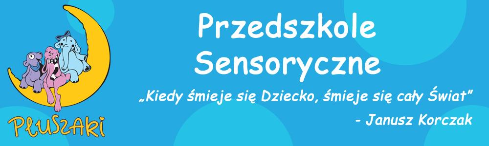 Przedszkole Sensoryczne Pluszaki